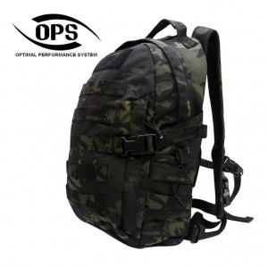 ELF PACK 2 MULTICAM BLACK