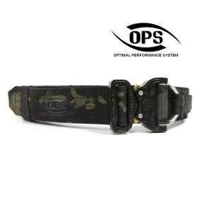 COBRA RIGGER BELT MULTICAM BLACK