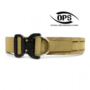 COBRA RIGGER BELT BROWN