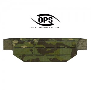 BELT MOUNT MOLLE PANEL MULTICAM TROPIC