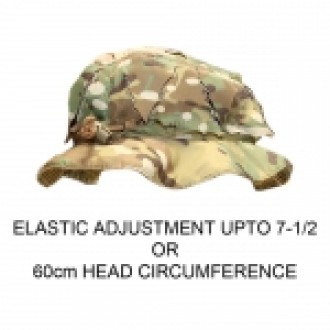 O.P.S REVERSIBLE BOONIE HAT IN CRYE MULTICAM