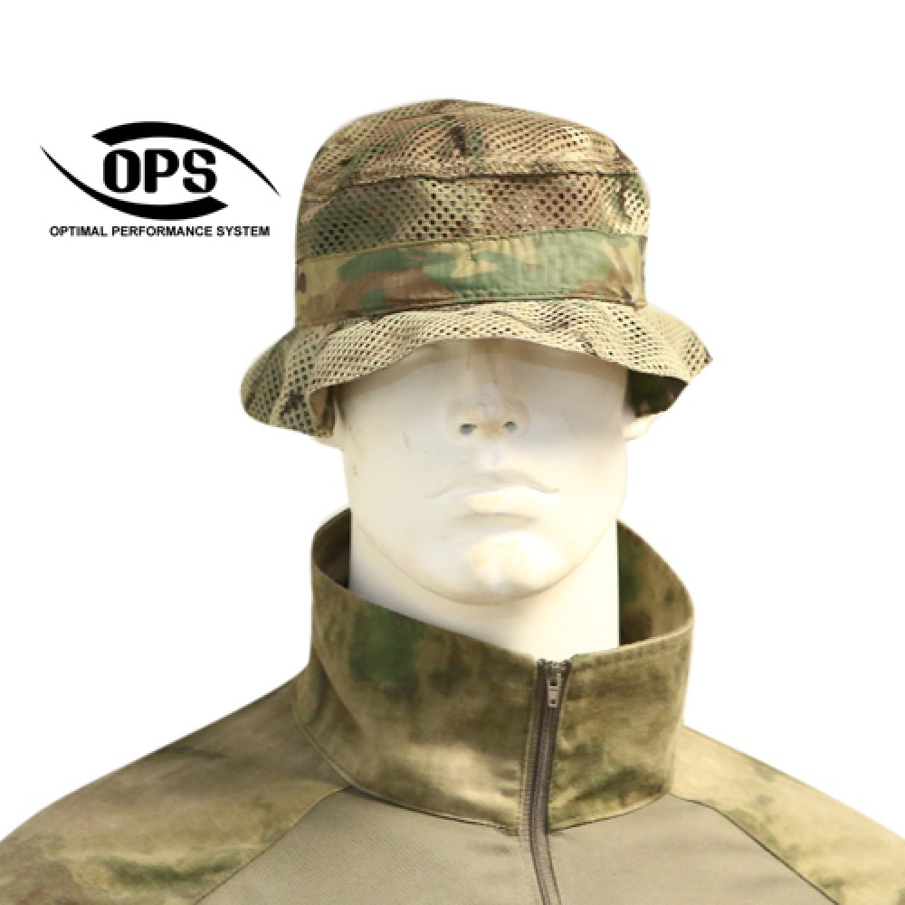O.P.S REVERSIBLE BOONIE HAT IN CRYE MULTICAM 53c79e08852