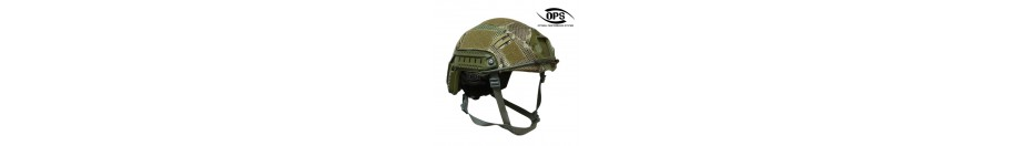 OPS COMBAT MESH HELMET COVER FOR OPSCORE BALLISTIC HIGH CUT