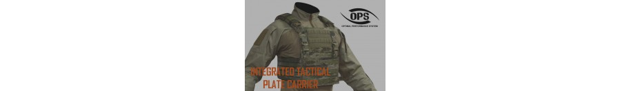 O.P.S INTEGRATED TACTICAL PLATE CARRIER