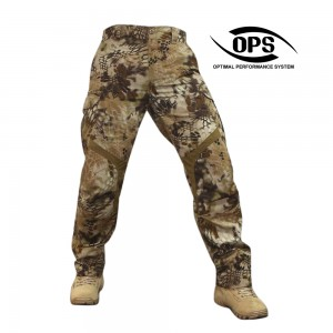 STEALTH WARRIOR PANTS KRYPTEK-HIGHLANDER