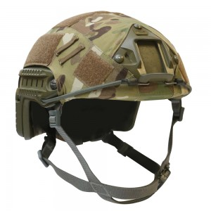 OPS HELMET COVER FOR OPS-CORE FAST BALLISTIC HELMET IN CRYE MULTICAM