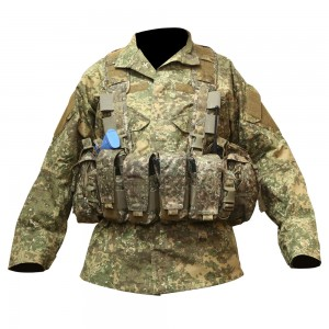 ENHANCED COMBAT CHEST RIG PENCOTT BADLANDS