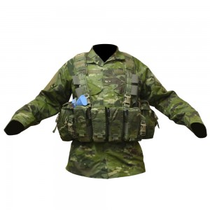 OPS ENHANCED COMBAT CHEST RIG MULTICAM TROPIC