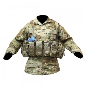 ENHANCED COMBAT CHEST RIG MULTICAM