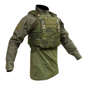 INTEGRATED TACTICAL PLATE CARRIER MULTICAM TROPIC