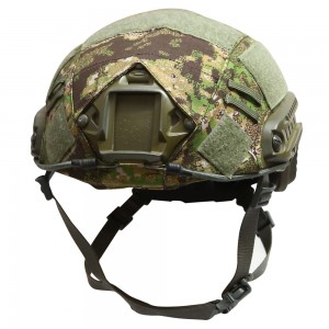 OPS HELMET COVER FOR OPS-CORE FAST BALLISTIC HELMET IN PENCOTT-GREENZONE